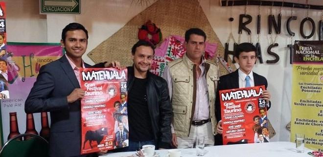 Festival Taurino en Matehuala