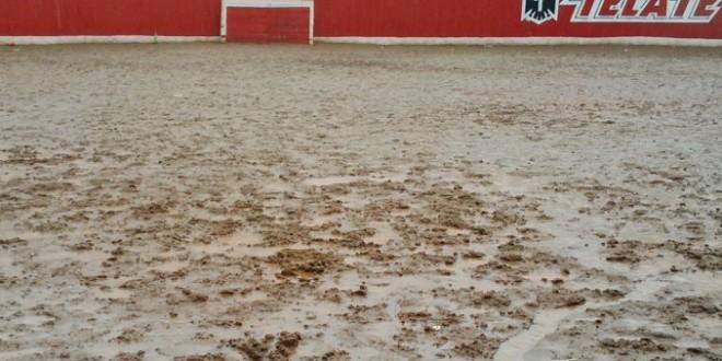 Posponen la corrida de mañana en Jalpa, por mal tiempo