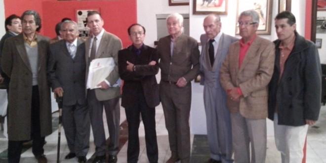 Exitosa inauguración de exposición artística