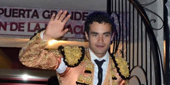 Juan Pablo Sánchez ejecutó la mejor estocada en Mérida, Venezuela