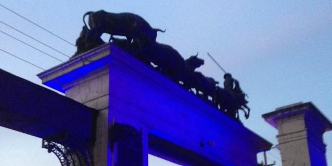 Realizan Campaña de Sensibilización en el Aniversario de la Plaza de Toros México