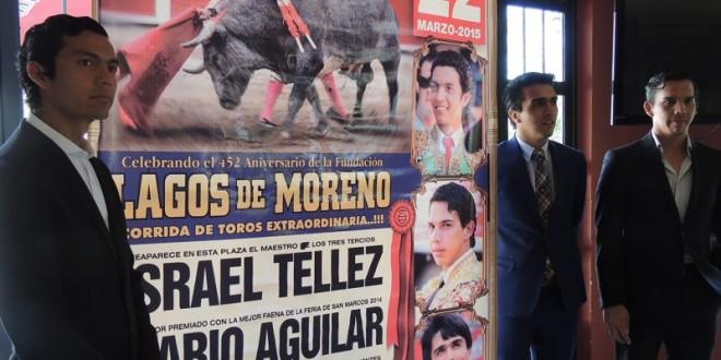 Anuncian corrida de toros para Lagos de Moreno