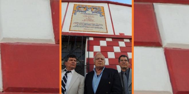 Merecido homenaje a los toreros hermanos Esparza