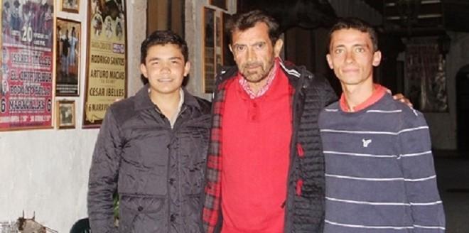 Tientan en MARAVILLAS Mendoza y Villafuerte (**fotos**)