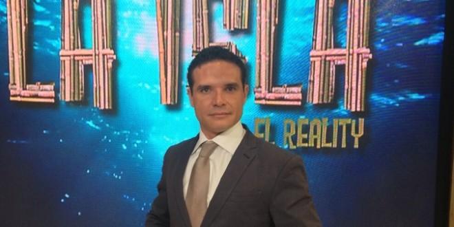 Actuará Xavier Ocampo en reality show LA ISLA