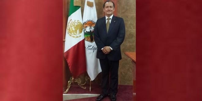 Vuelve Isidro Ochoa al palco de la autoridad en MEXICALI