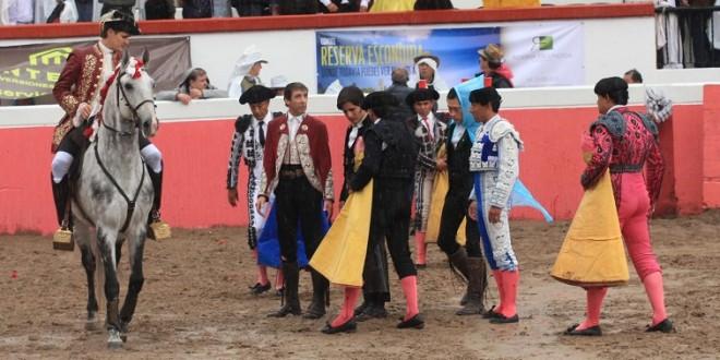 Suspenden en LOS AZULEJOS tras lidia del segundo toro