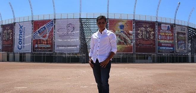 La Arena Tequisquiapan está lista para abrir (**FOTOS**)