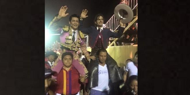 POMUCH: a hombros Gamero y El Zapata