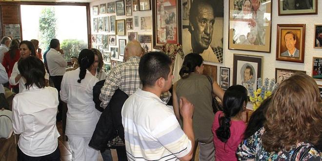 Presentan en Texcoco el libro SILVERIO NOS UNE… OLE (*Fotos*)
