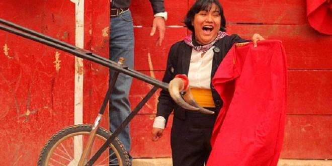 MARIANA, EJEMPLO DE VIDA: Es aficionada, torera… y ciega (*Fotos*)