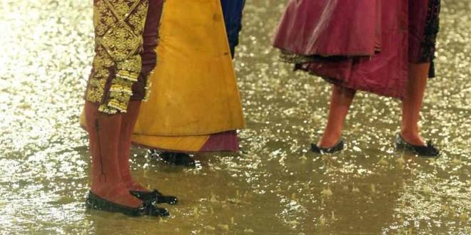 Exitoso 'medio festejo' en JOCOTITLÁN; en TEXCOCO, difícil encierro