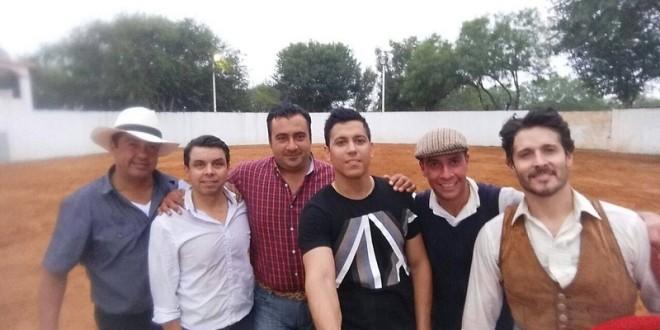 TIENTA FEDERICO PIZARRO OCHO VAQUILLAS EN EL VERGEL (*Fotos*)