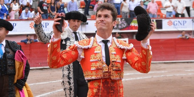 CRÓNICA AGÜITAS: Vaya torero que es DANIEL LUQUE