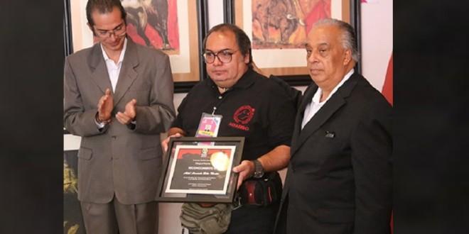 Homenaje al gran ADIEL ARMANDO BOLIO en Aguascalientes