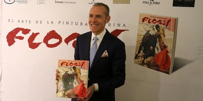 Presentan en Madrid el libro de PANCHO FLORES