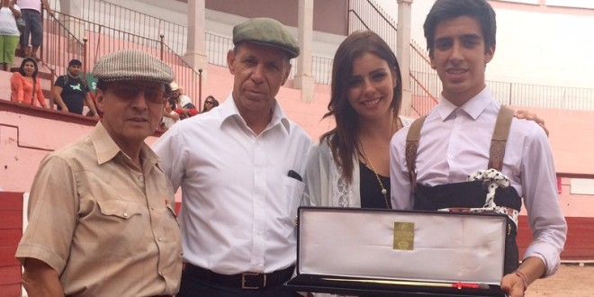 AGÜITAS: Ángel Téllez, de Madrid, fue el máximo triunfador