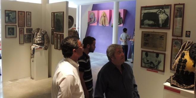Todo un éxito ha resultado el MUSEO TAURINO MEXICANO