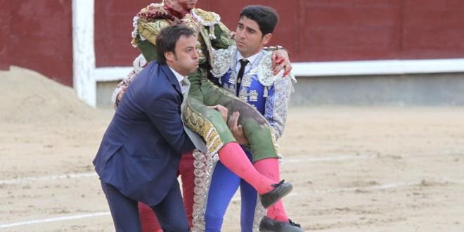 Operan en ESTOS MOMENTOS a Jiménez Fortes de CORNADA en el cuello