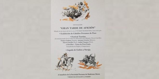 Actuará ANTONIO URRUTIA en PERÚ, el 20 de junio