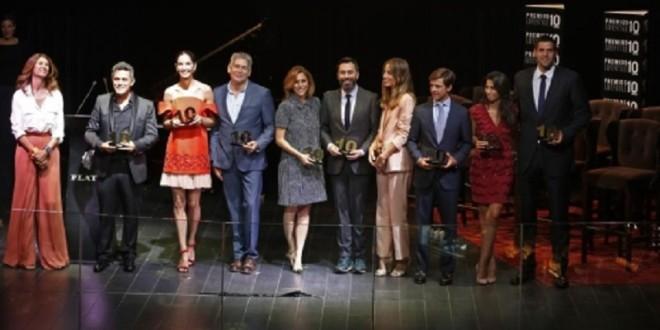 RECIBE 'El Juli' el premio LIFESTYLE