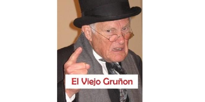 Arremete el VIEJO GRUÑON contra DIPUTADO