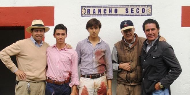 Primer 'agarrón' México-Perú en RANCHO SECO (*Fotos*)