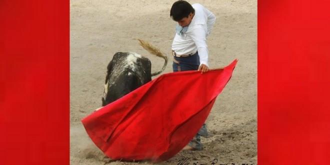 El diestro ALEJANDRO LÓPEZ se prepara en MANUEL ESPINOSA
