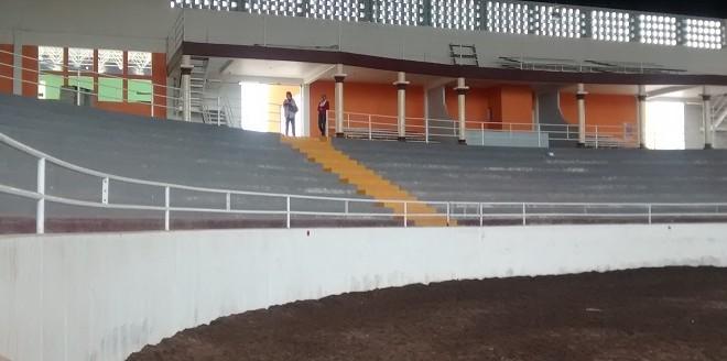 Reinauguran la plaza de toros de Actopan, Hidalgo