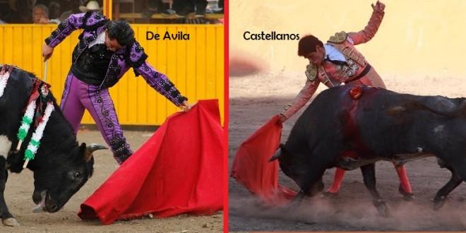 Emocionan los novilleros DE AVILA y CASTELLANOS en HIDALGO