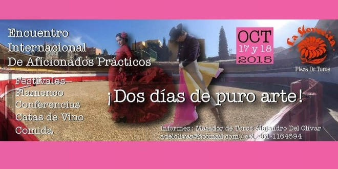 Preparan ENCUENTRO de AFICIONADOS PRÁCTICOS, en la FLORECITA, en OCTUBRE
