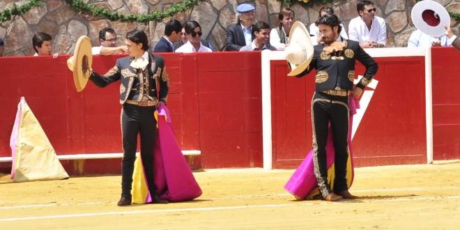 PIZARRO y LAGRAVERE, mano a mano goyesco, el 8 de agosto en CETTO