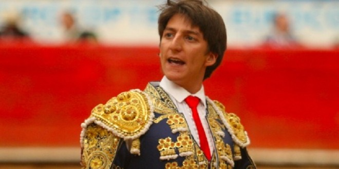 Luis Ignacio Escobedo, el 2 de agosto, en Jalpa, Zacatecas