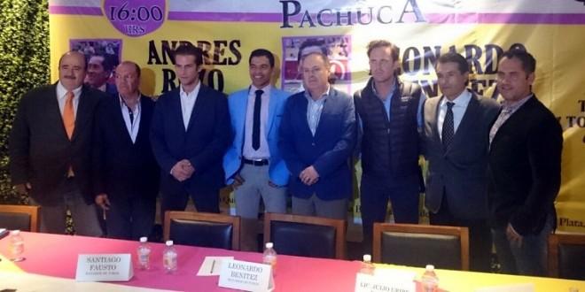 HUMBERTO FLORES, ilusionado por actuar el 30 de agosto en PACHUCA