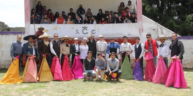 Gran día de tienta en la ganadería de TENOPALA (*Fotos*)