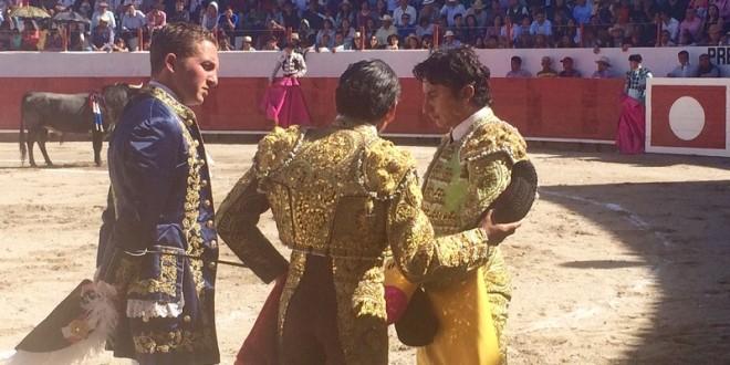 ZOTOLUCO, en maestro y HERNÁNDEZ GÁRATE, a hombros (*Fotos*)