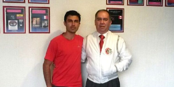 Venezolano BUENAÑO recibe el alta médica