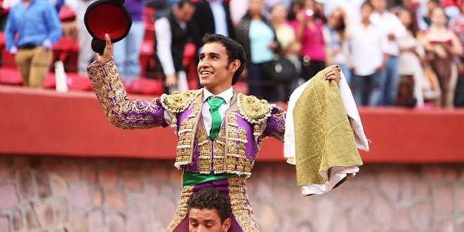 Edgar Badillo toma la ALTERNATIVA en septiembre en ZACATECAS