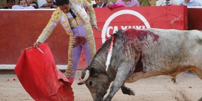 IMÁGENES de la corrida dominical en CAXUXI (*Fotos*)