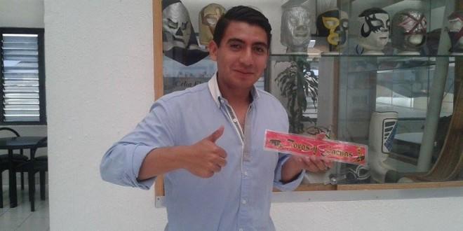 RODRIGO OCHOA, respecto a la México: 'La tercera es la vencida'