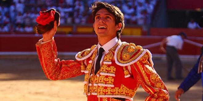Castella y Fandiño, orejeados en Pamplona