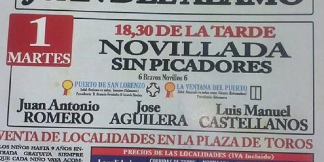 Actuará Castellanos el 1 de septiembre en Colmenar Viejo