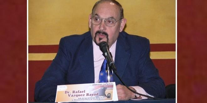 Importante participación tendrá VÁZQUEZ BAYOD en CONGRESO INTERNACIONAL