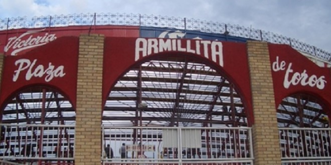 Darán novillada el sábado en SALTILLO