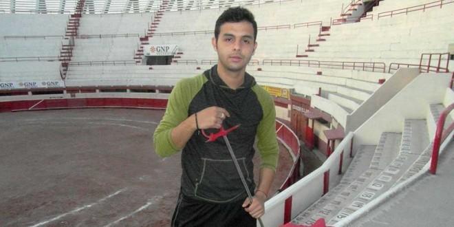 Sergio Garza tomará la alternativa en Monterrey