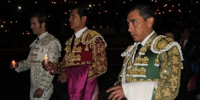 HUAMANTLA: La CORRIDA de las LUCES, en IMÁGENES (*Fotos*)