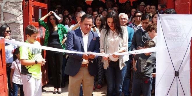 Inauguran exposición fotográfica en Zacatecas