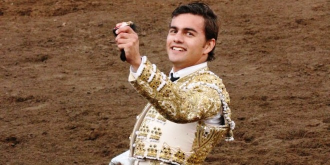 Jorge Sotelo tiene tres festejos en puerta