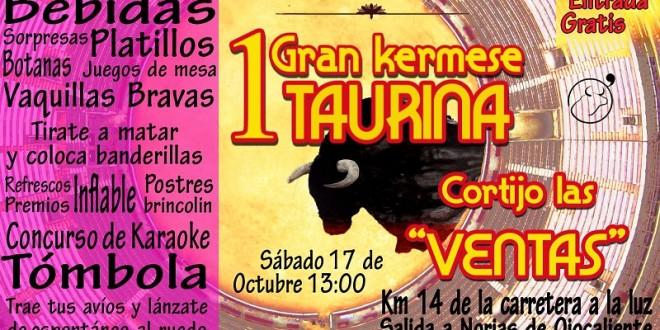 Viene la I Gran Kermesse de Cronistas e Informadores Taurinos de Aguascalientes