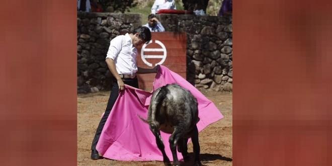 Tienta DIEGO SILVETI de cara a su temporada MEXICANA (*Fotos*)
